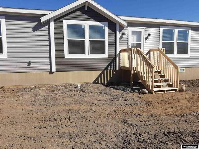 123 Tamari Drive, Buffalo, WY 82834 (MLS #20212193) :: Lisa Burridge & Associates Real Estate