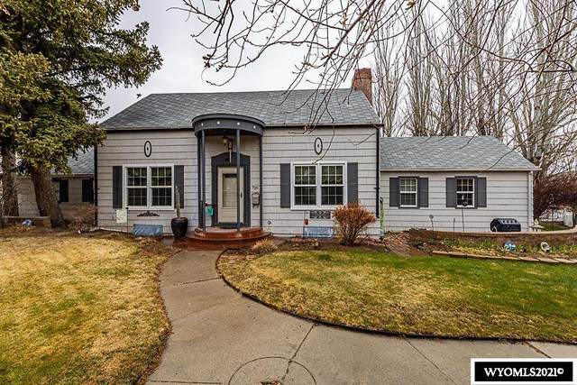 716 B St., Rock Springs, WY 82901 (MLS #20212201) :: RE/MAX The Group