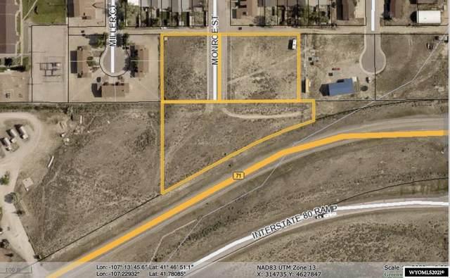 I-80 N Exit 214 (Parcel A), Rawlins, WY 82301 (MLS #20212203) :: Lisa Burridge & Associates Real Estate