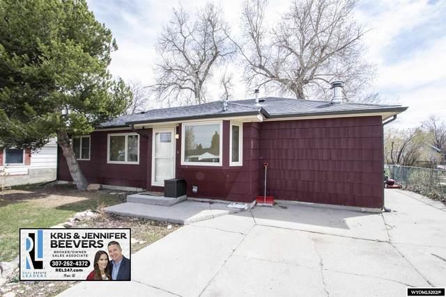 2829 E 7th Street, Casper, WY 82609 (MLS #20212206) :: Real Estate Leaders
