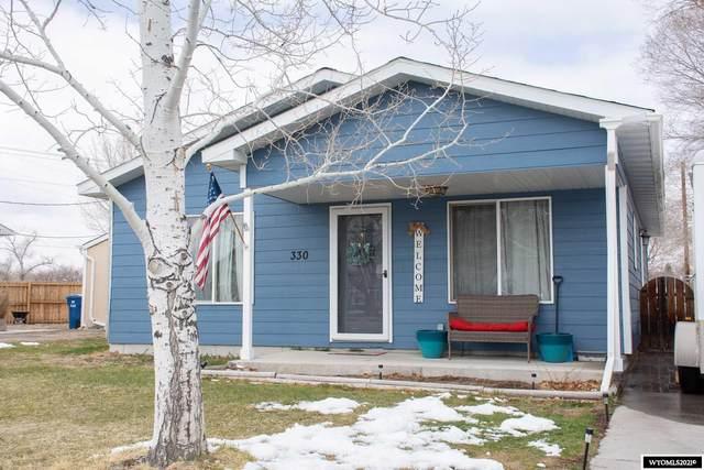 330 W Monroe Avenue, Riverton, WY 82501 (MLS #20212208) :: Real Estate Leaders