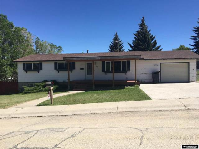 802 Emerald, Kemmerer, WY 83101 (MLS #20212211) :: Lisa Burridge & Associates Real Estate
