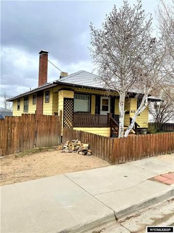 615 Ludvig, Rock Springs, WY 82901 (MLS #20212213) :: Lisa Burridge & Associates Real Estate