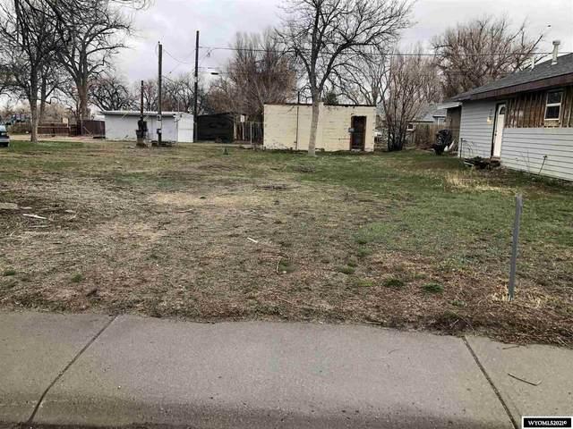 1149 N Jefferson Street, Casper, WY 82601 (MLS #20212219) :: Lisa Burridge & Associates Real Estate