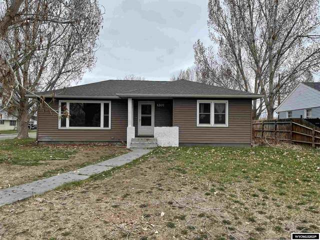1201 Circle Road, Worland, WY 82401 (MLS #20212236) :: Broker One Real Estate