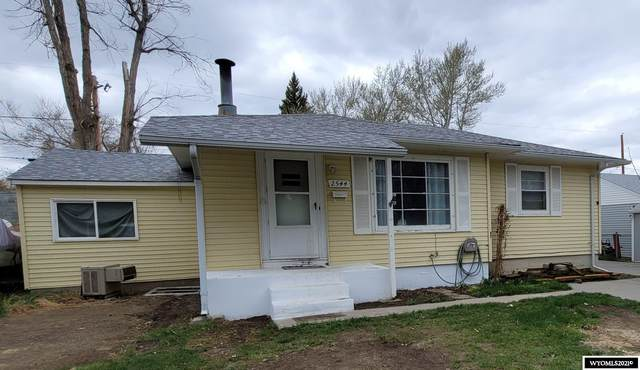 2544 S Coffman, Casper, WY 82604 (MLS #20212242) :: Real Estate Leaders