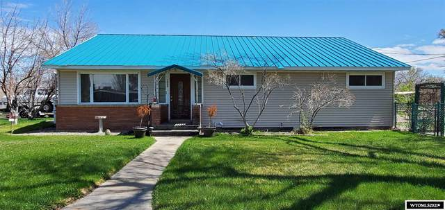 1400 Circle Road, Worland, WY 82401 (MLS #20212260) :: Broker One Real Estate