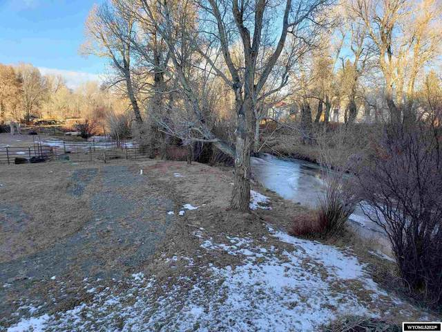 201 Horse Creek Road, Dubois, WY 82513 (MLS #20212264) :: RE/MAX Horizon Realty