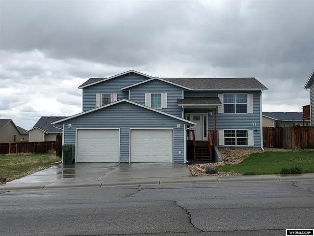 612 Olds Drive, Douglas, WY 82633 (MLS #20212272) :: RE/MAX Horizon Realty
