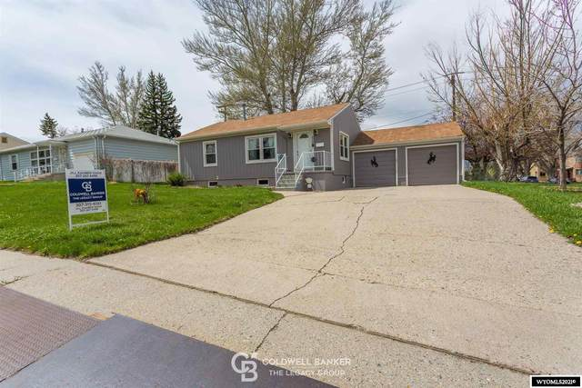 2018 Cascade, Casper, WY 82604 (MLS #20212283) :: Lisa Burridge & Associates Real Estate