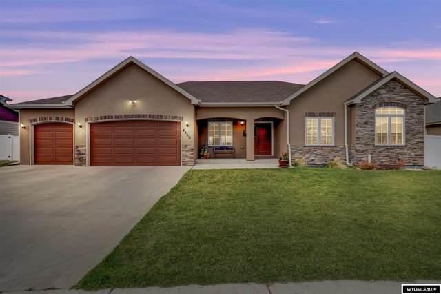 4400 E 25 Street, Casper, WY 82609 (MLS #20212284) :: Real Estate Leaders