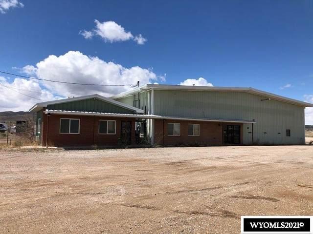 1016 Higley Boulevard, Rawlins, WY 82301 (MLS #20212304) :: Lisa Burridge & Associates Real Estate