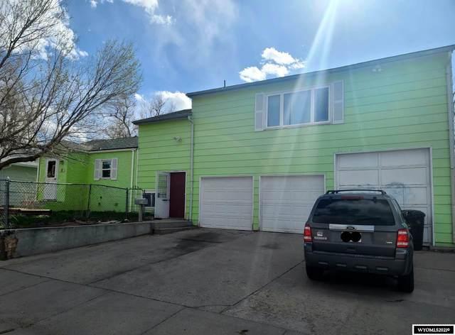 934 S Jackson Street, Casper, WY 82601 (MLS #20212308) :: Real Estate Leaders