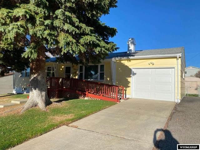 1228 Weaver, Rawlins, WY 82301 (MLS #20212313) :: Broker One Real Estate