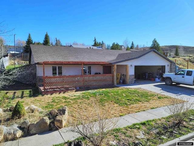 203 Wall Street, Evanston, WY 82930 (MLS #20212314) :: RE/MAX The Group