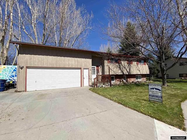 588 Downs Circle, Riverton, WY 82501 (MLS #20212321) :: Lisa Burridge & Associates Real Estate
