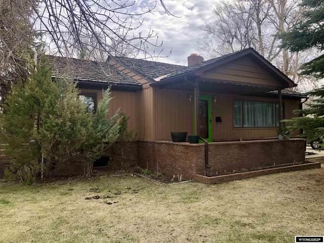 388 Cascade St, Lander, WY 82520 (MLS #20212326) :: Broker One Real Estate