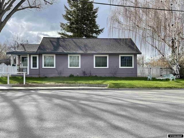 379 N 8th Street, Lander, WY 82520 (MLS #20212332) :: Lisa Burridge & Associates Real Estate