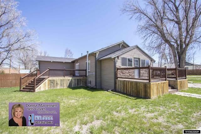 614 S 2nd Street, Glenrock, WY 82637 (MLS #20212334) :: Lisa Burridge & Associates Real Estate