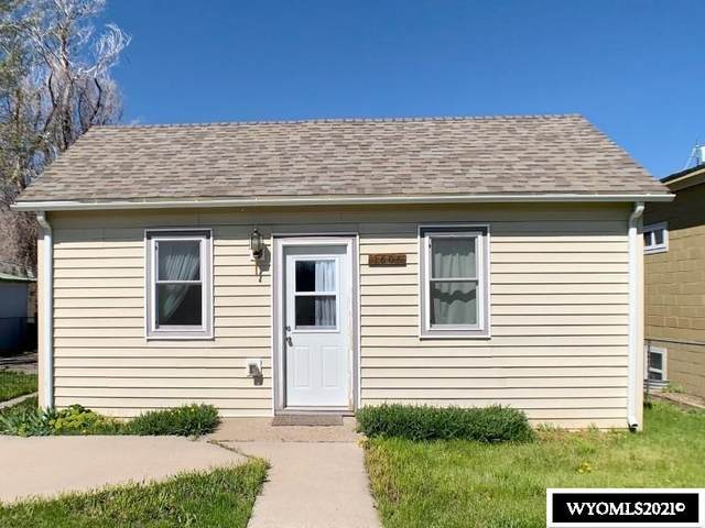 1605 13th Street, Wheatland, WY 82201 (MLS #20212339) :: Lisa Burridge & Associates Real Estate