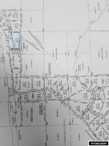 lot 4 Sandpoint Road, Alcova, WY 82620 (MLS #20212340) :: Lisa Burridge & Associates Real Estate