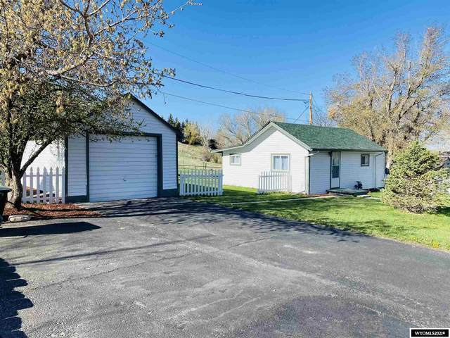 820 Center Street, Douglas, WY 82633 (MLS #20212343) :: RE/MAX Horizon Realty