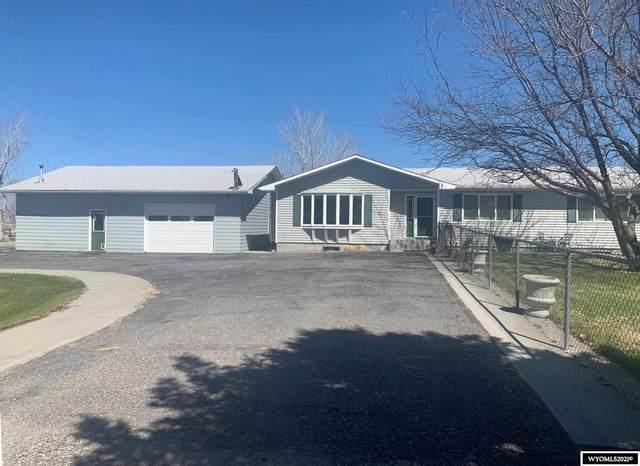 1024 Cloverleaf Drive, Riverton, WY 82501 (MLS #20212347) :: Lisa Burridge & Associates Real Estate