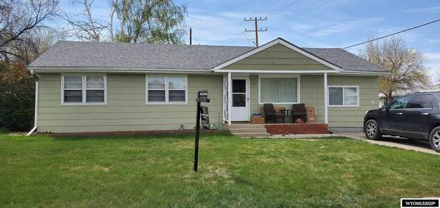 1204 Crest Way, Worland, WY 82401 (MLS #20212360) :: RE/MAX Horizon Realty