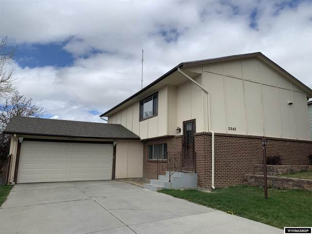 2240 E 16th Street, Casper, WY 82601 (MLS #20212366) :: Lisa Burridge & Associates Real Estate
