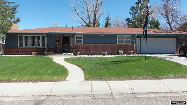 1634 Belaire Drive, Casper, WY 82604 (MLS #20212367) :: Lisa Burridge & Associates Real Estate