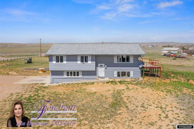14 N Bobcat Road, Rolling Hills, WY 82637 (MLS #20212369) :: RE/MAX Horizon Realty
