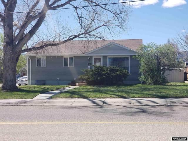 2949 E 12th, Casper, WY 82609 (MLS #20212371) :: Lisa Burridge & Associates Real Estate