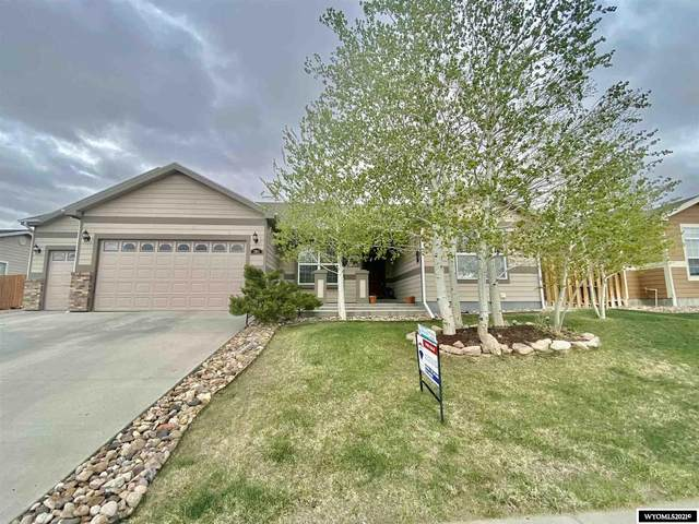 2611 Osprey, Casper, WY 82601 (MLS #20212372) :: Lisa Burridge & Associates Real Estate