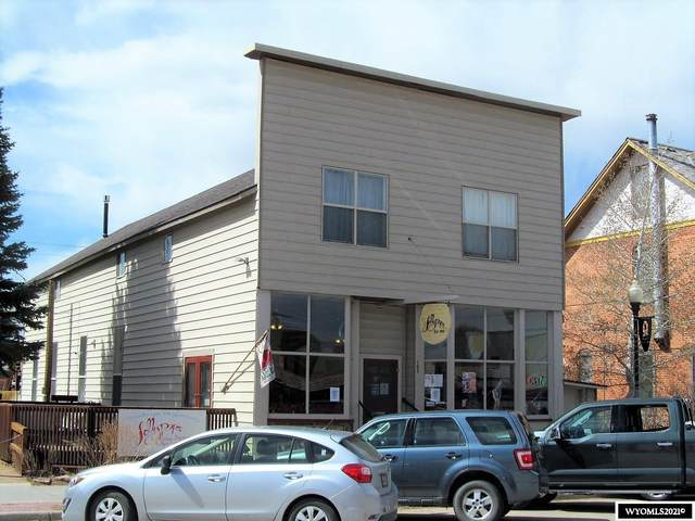 107 E Bridge, Saratoga, WY 82331 (MLS #20212376) :: Lisa Burridge & Associates Real Estate