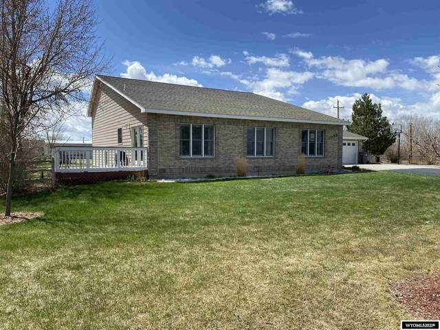 1098 N Ponderosa Lane, Worland, WY 82401 (MLS #20212385) :: RE/MAX Horizon Realty