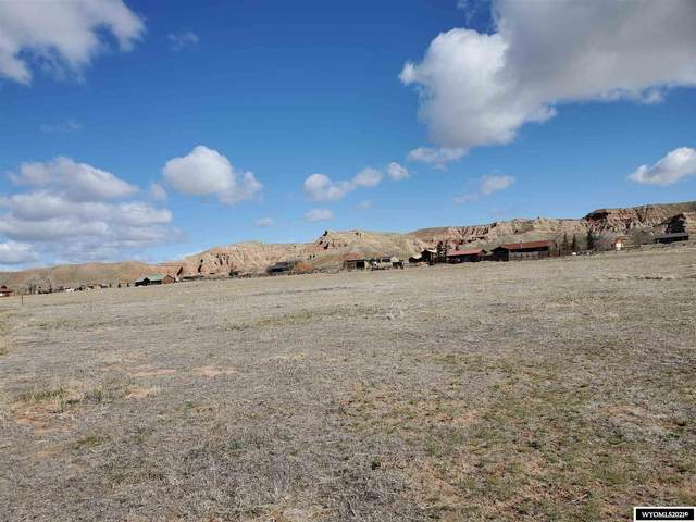 Lot 109 Riverview Drive, Dubois, WY 82513 (MLS #20212387) :: Lisa Burridge & Associates Real Estate