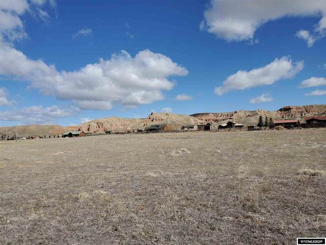 Lot 110 Riverview Drive, Dubois, WY 82513 (MLS #20212390) :: Lisa Burridge & Associates Real Estate