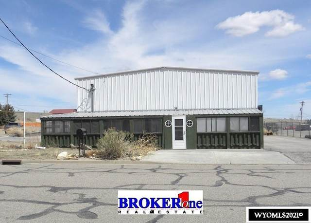 781 N Foster Road, Casper, WY 82604 (MLS #20212392) :: RE/MAX The Group