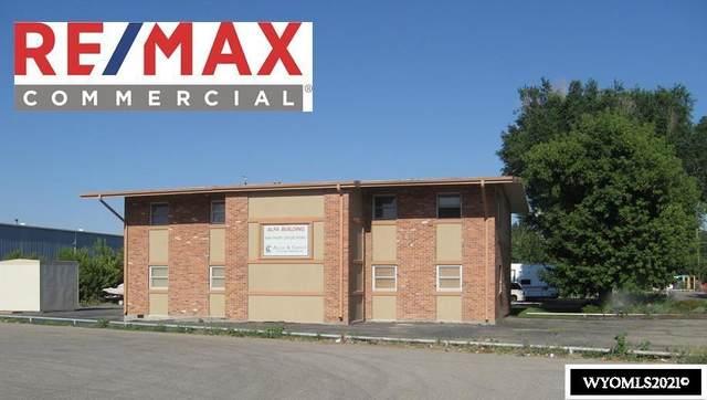 646 Rivercross Rd, Casper, WY 82601 (MLS #20212399) :: Lisa Burridge & Associates Real Estate