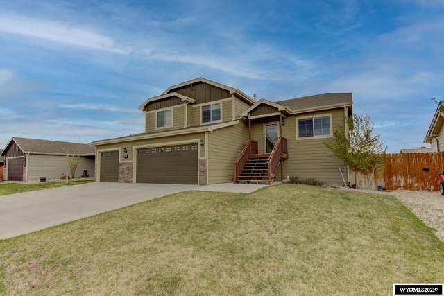 887 Fossil Butte Street, Mills, WY 82604 (MLS #20212406) :: Lisa Burridge & Associates Real Estate