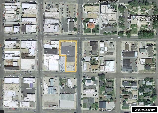 320 Grand Avenue, Laramie, WY 82070 (MLS #20212410) :: Lisa Burridge & Associates Real Estate