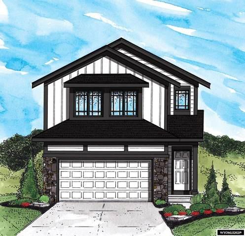 2802 Heathrow Avenue, Casper, WY 82609 (MLS #20212411) :: Lisa Burridge & Associates Real Estate