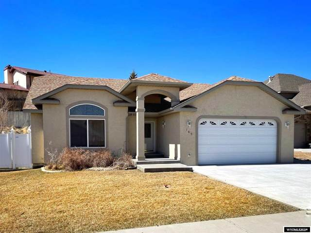 165 Collier Circle, Green River, WY 82935 (MLS #20212416) :: Broker One Real Estate
