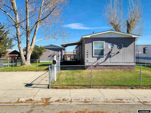 1905 Sage Lane, Worland, WY 82401 (MLS #20212423) :: RE/MAX Horizon Realty