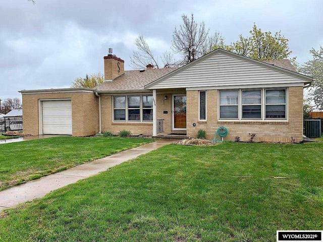1056 High Street, Wheatland, WY 82201 (MLS #20212424) :: RE/MAX Horizon Realty