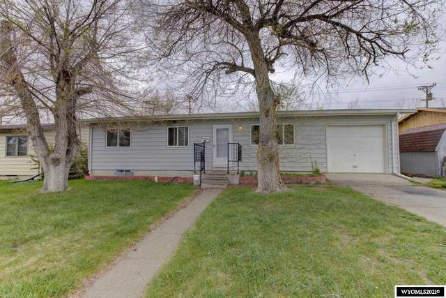 1855 Fremont Avenue, Casper, WY 82605 (MLS #20212427) :: Lisa Burridge & Associates Real Estate