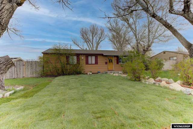 1305 Sycamore Street, Casper, WY 82604 (MLS #20212428) :: Lisa Burridge & Associates Real Estate