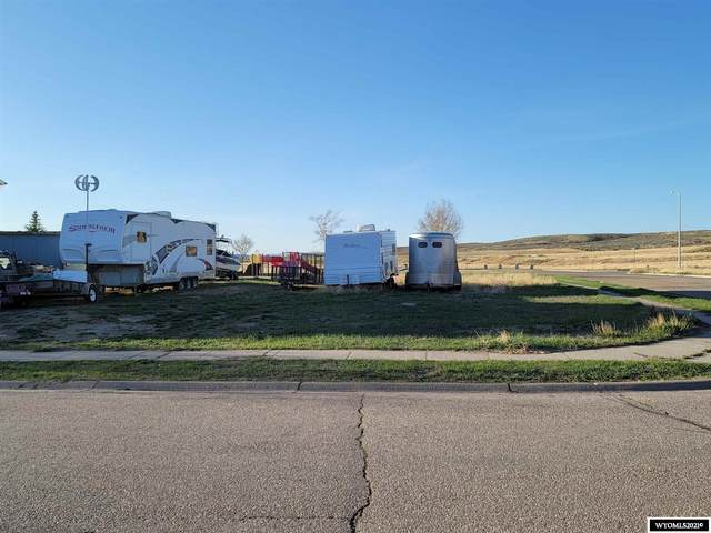 281 Tomahawk Drive, Evanston, WY 82930 (MLS #20212429) :: RE/MAX The Group