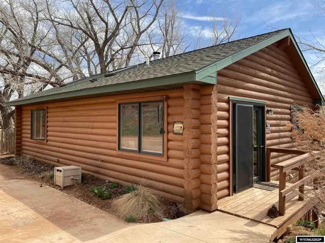 115 Peaks Road, Lander, WY 82520 (MLS #20212431) :: Lisa Burridge & Associates Real Estate