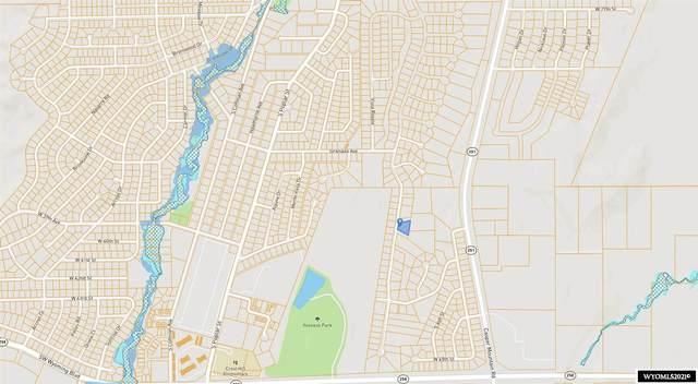 4021 S Oak Street, Casper, WY 82601 (MLS #20212434) :: Broker One Real Estate